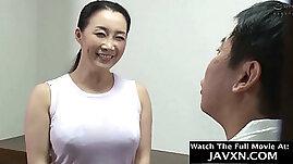 Japanese Mature Babe Fucked