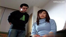 Horny wife extreme gang bang