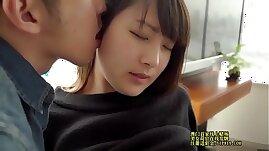 Asian chick enjoying sex debut. HD FULL at nanairo.co