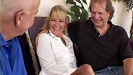 Anal Sex For Swinger Grannie GILF