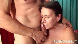 Horny Redhead Granny